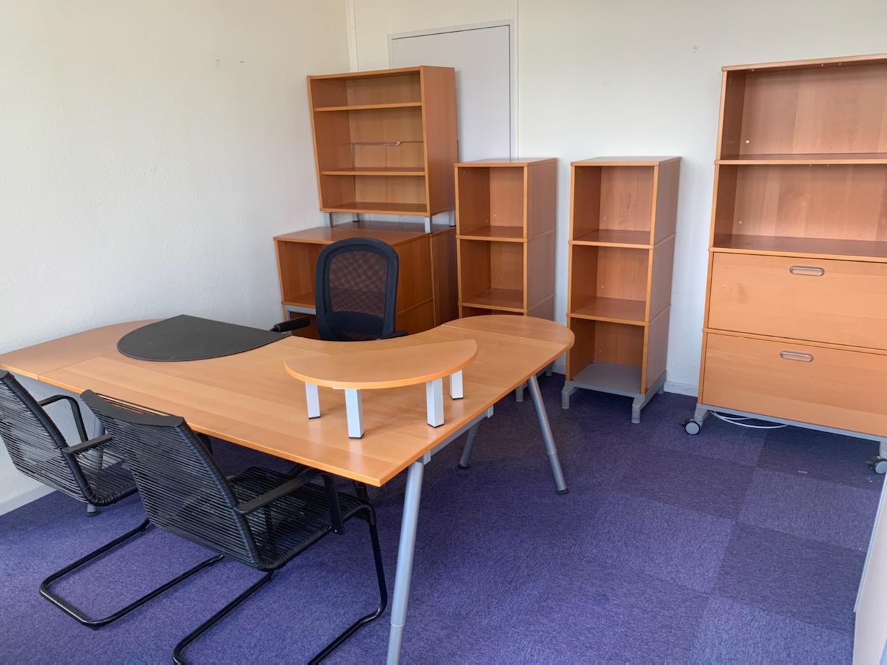 Bureau a vendre enchere ensemble bureau angle