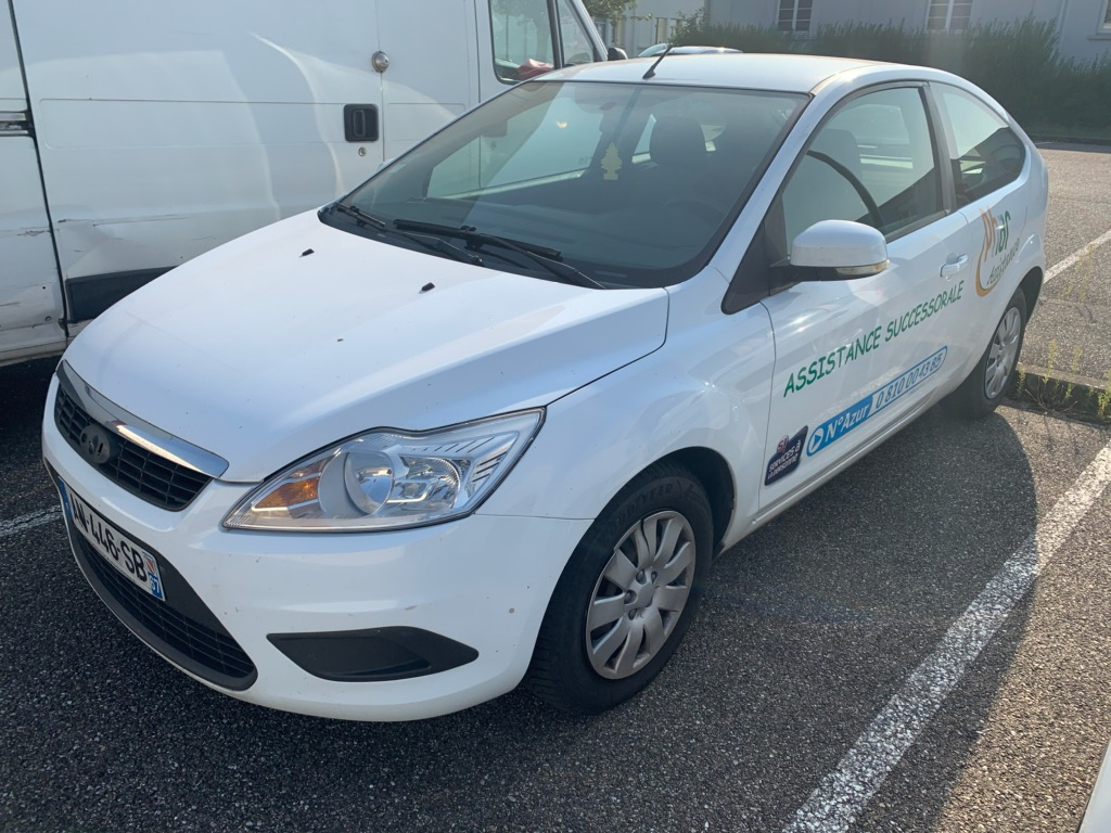 ford focus societe occasion enchere